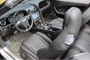 Bentley Interior Mobile Detailing