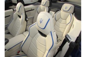 Mobile Interior Leather Cleaning and Conditioning