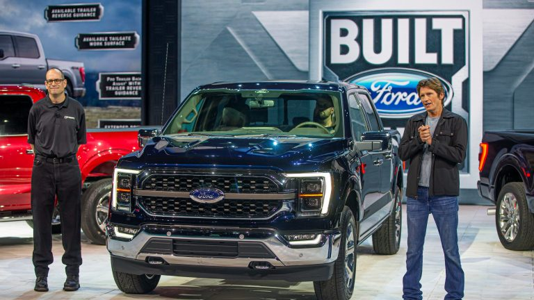 automotive-news-redesigned-ford-f-150-pickup-revealed-why ...