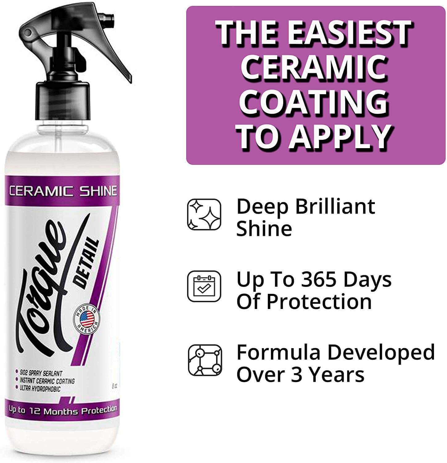 Ceramic Coating Spray
